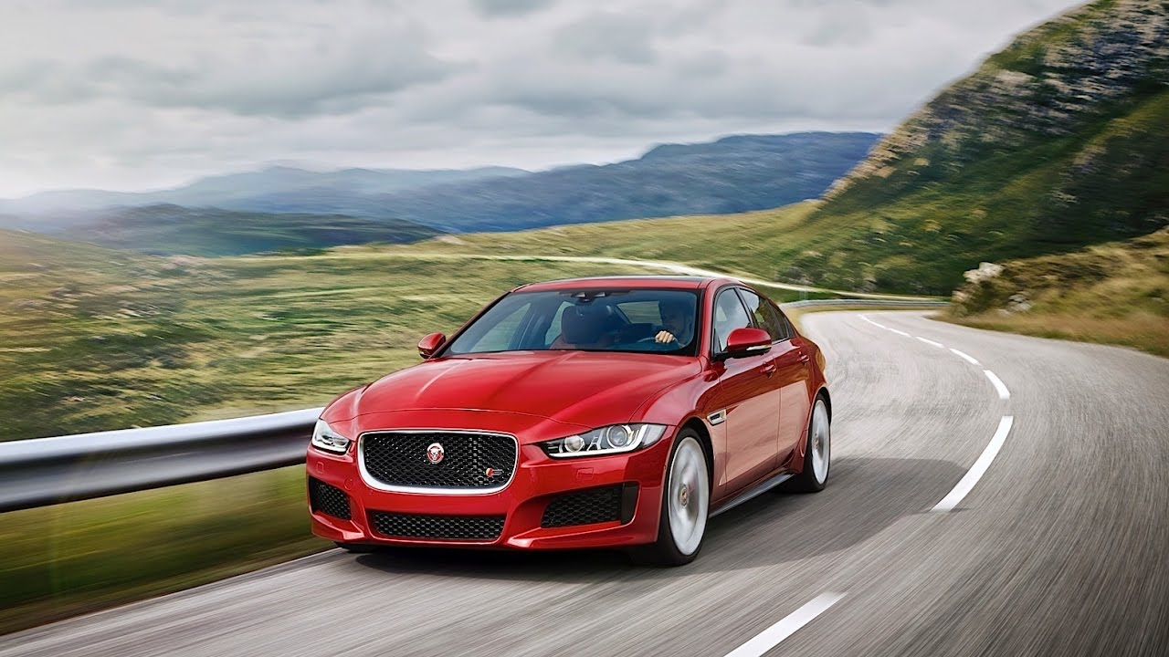 2017 Jaguar Xe Is A Far Cry From The X Type
