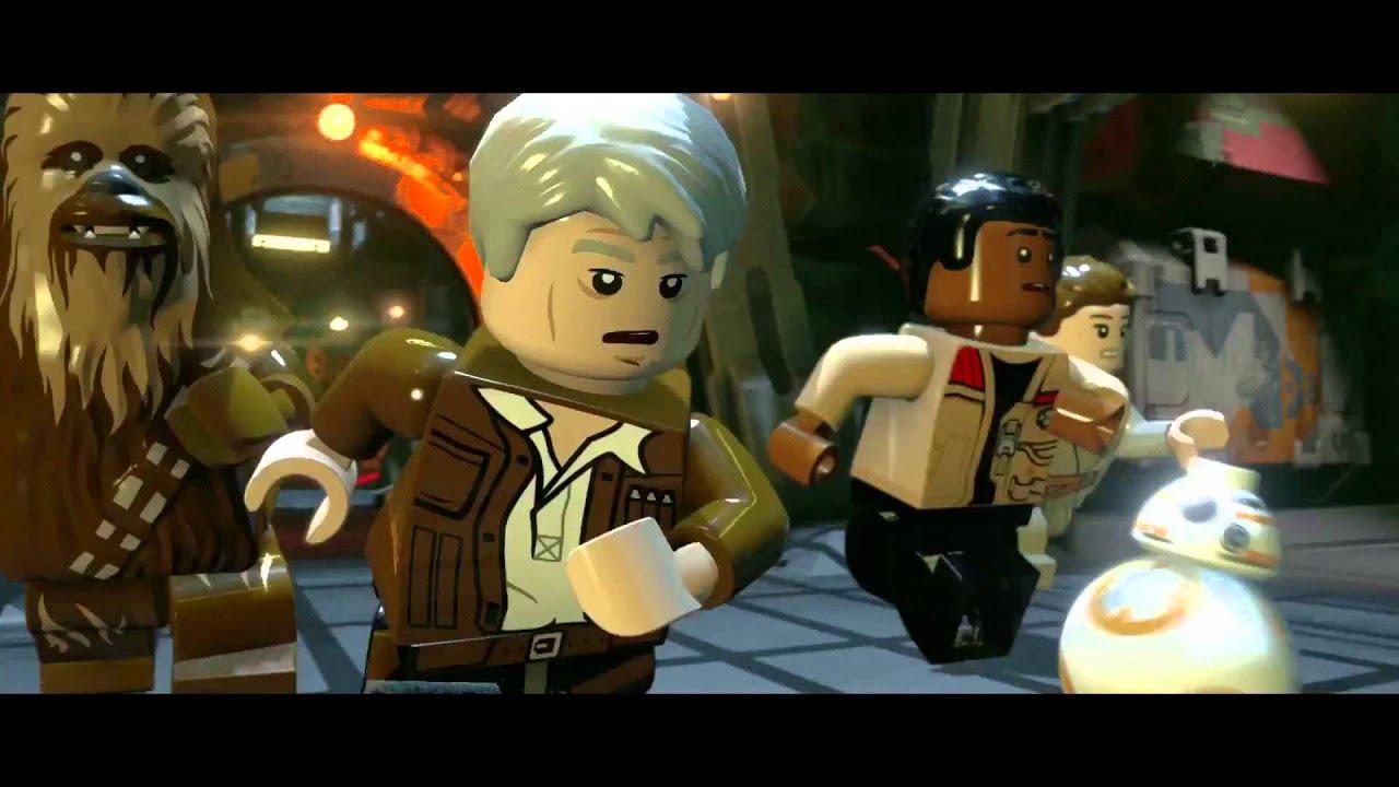 Трейлер игры лего звездные войны 7 передачи на нтв с эвелиной бледанс