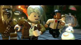 «LEGO Звездные войны: Пробуждение Силы» - геймплейный трейлер