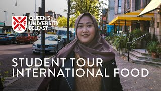 Student Tour - International and Local Food