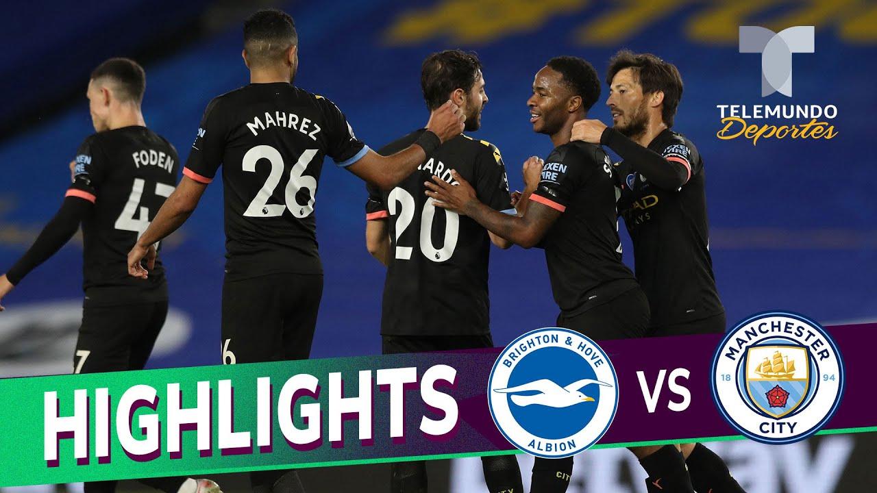 Highlights & Goals | Brighton vs. Manchester City 0-5 ...