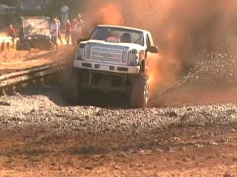 Mega-Truck Mud Racing From The Heart of Alabama