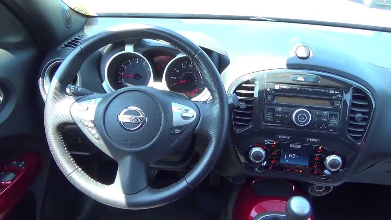 For Sale 2011 Nissan Juke Sv 6 Spd Manual 36k Miles Stk