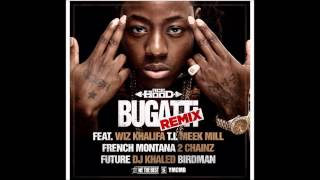 Ace Hood - Bugatti (Remix) Feat. Wiz Khalifa, T.I., Meek Mill, French Montana, 2 Chainz, Future