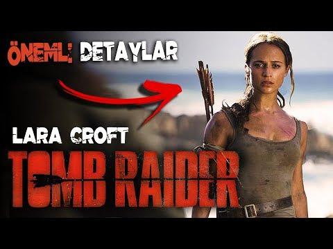 TOMB RAIDER First  ! New Lara Croft is Alicia Vikander