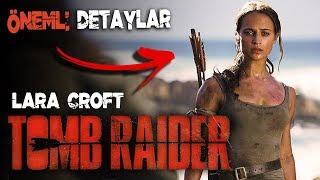 Tomb raider İlk fragman İncelemesi! yeni lara croft alicia vikander