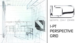 1pt Perspective - Part 1 - Creating a Grid