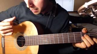 Como Quien Pierde Una Estrella - Alejandro Fernandez - Tutorial - como tocar - guitarra,