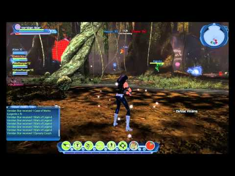 DCUO Donna Troy Legends PVP