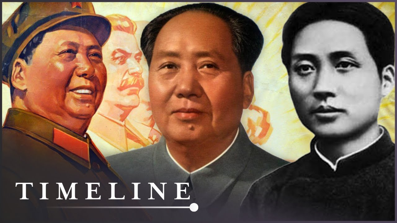 Download The Rise Of Mao Zedong   Parade Of The Waking Giant   Timeline