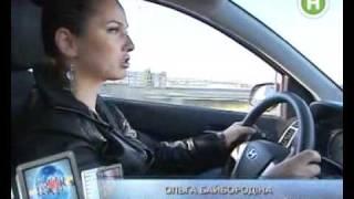 Обучение вождению. Работа инструктором вождения.