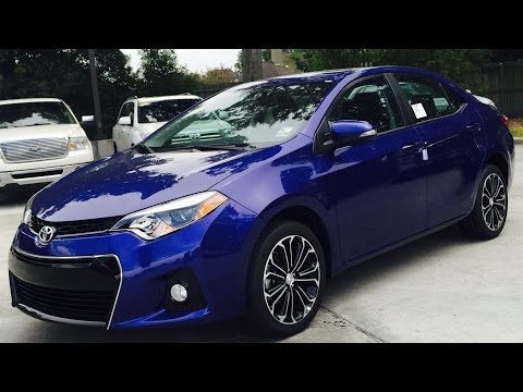 2016 Toyota Corolla S Plus Full Review, Start Up, Exhaust