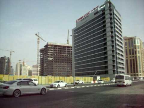 Dunes Hotel Apartment Al Barsha Location