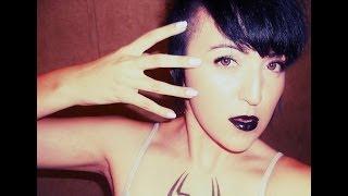 No Mirror Makeup Challenge ~ Tattooed Girl