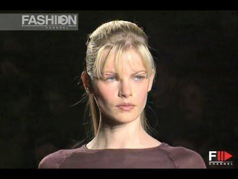 DKNY Fall Winter 1997 1998 New York - Fashion Channel