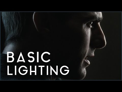Lighting Tutorial: Basic Single-Light Techniques