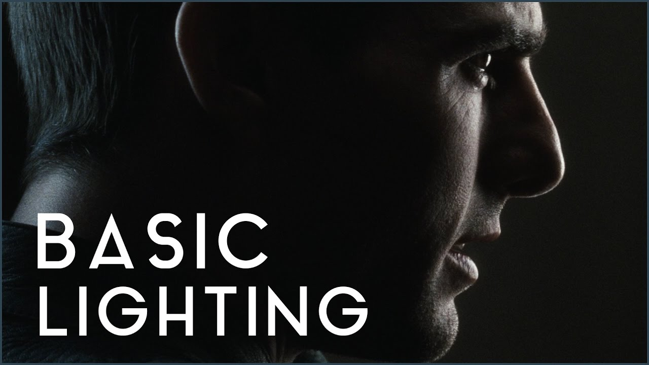 These are the basic lighting techniques you need to know for