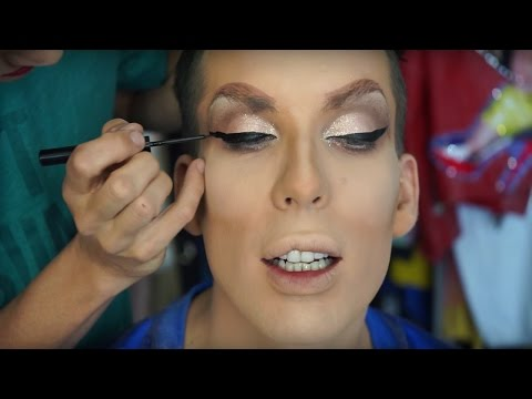 #AAAGirls: Alaska gets painted by Courtney