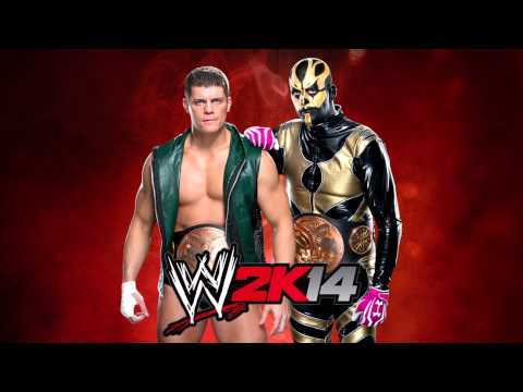 """""""Gold and Smoke"""" (Cody Rhodes & Goldust Theme) (WWE 2K14 Arena Edit) - DOWNLOAD LINK"""