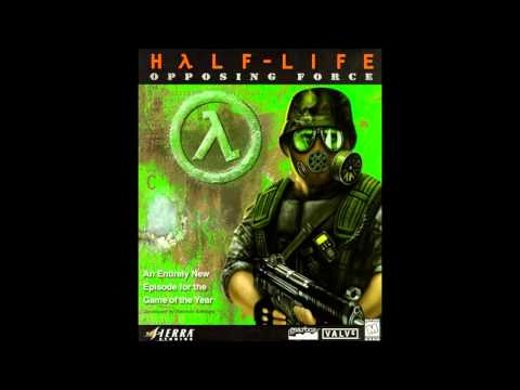 Half Life: Opposing Force Soundtrack (Full)