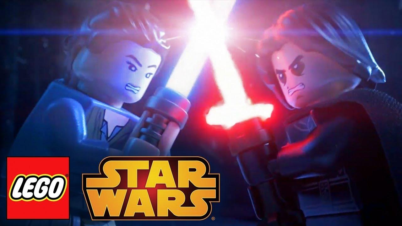 Lego Star Wars The Skywalker Saga Official Reveal Trailer E3 2019 Youtube