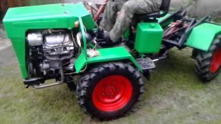 МТ-TRAK 400.(прикарпатець) Випробування