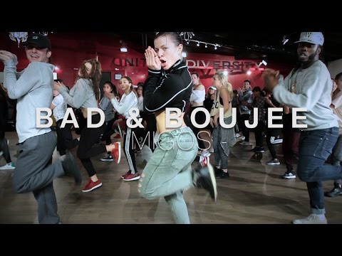 BAD & BOUJEE - Migos - Choreo by JANELLE -...