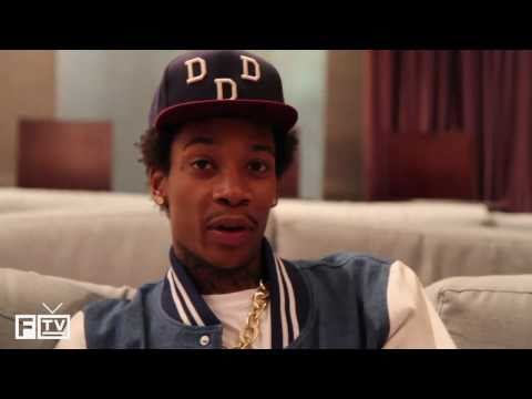 Wiz Khalifa - Interview (Episode 105)