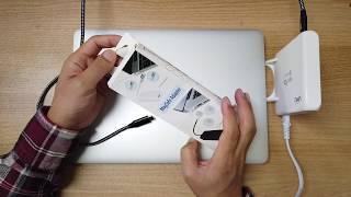 2015 구형 맥북 맥세이프 USB C로 충전하기