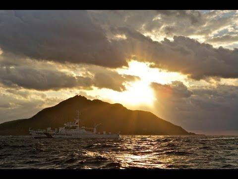 China Coast Guard patrols Diaoyu in
