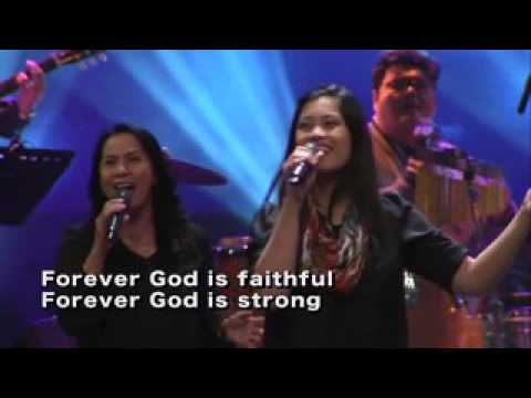 Forever (Chris Tomlin) and Joy (Planetshakers)