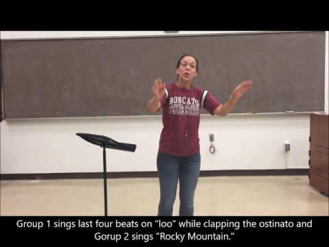 Kodály in the Second Grade Classroom Unit 3 Lesson 1, Develop Tuneful Singing