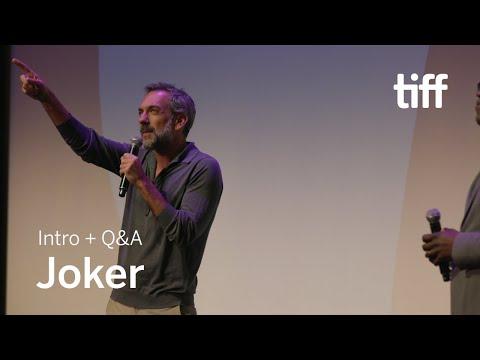 [spoilers]-joker-director-q&a-|-tiff-2019