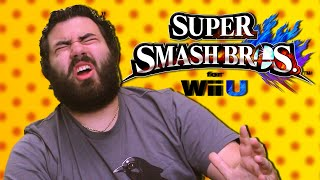 Super Smash Bros. WiiU - Hot Pepper Gamer Review ft. The Completionist