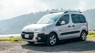 Peugeot partner tepee outdoor 2015 a prueba | autocosmos