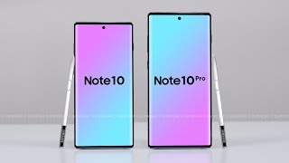 Samsung Galaxy Note 10 Pro - Will be EPIC!