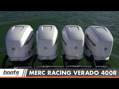 2015 Mercury Verado 400R: First Look Video