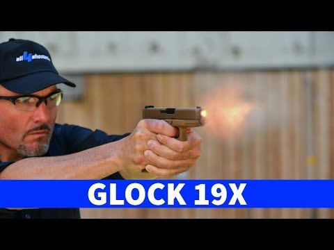 GLOCK 19X: the field test - all4shooters