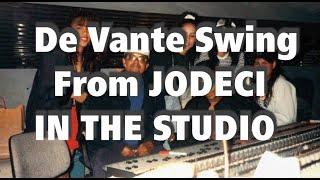 DeVante Swing in the Studio with Jodeci