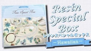 Resin Special Box 【Hawaiian】