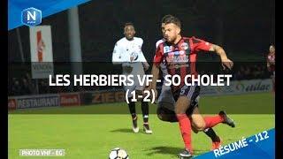 J12 :  Vendée Les Herbiers Football - SO Cholet (1-2), le résumé