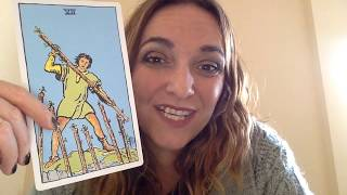 Would you like Tiffany to help you see the Tarot in a way where you...