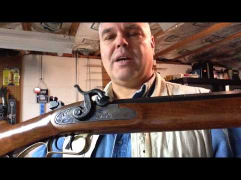 Thompson Center Hawken Rifle