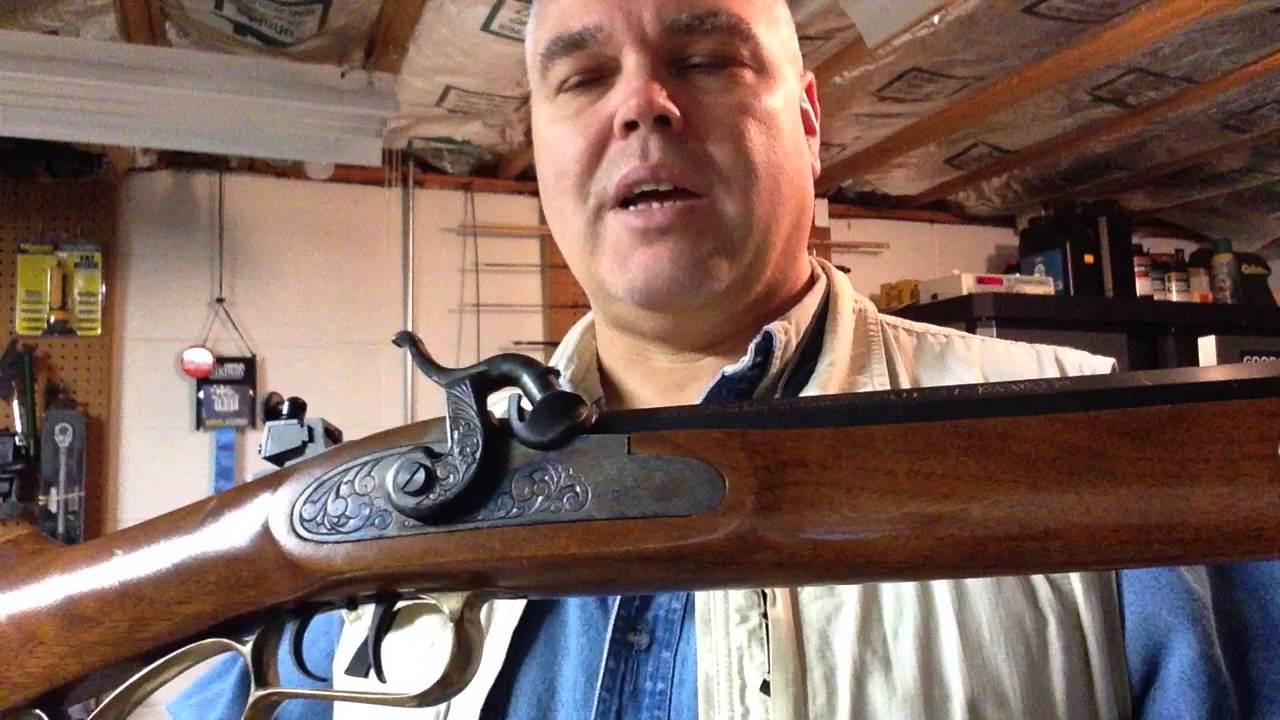 Thompson Center Hawken Rifle