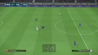 FIFA 2018 Real Madrid vs Barcelona 5 - 0