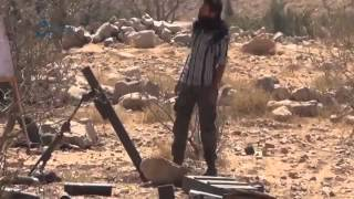 04 10 2015  Сирия  Видеозапись боевиков оппозиции