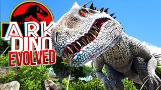 Download Video ARK Dino Evolved - Jogando Com Indominus Rex, Mosassauro VS Indominus Rex! | (#17) (PT-BR) MP3 3GP MP4