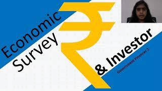 BSE IPF English Investor Education Video: Economic Survey-Government Finances-19