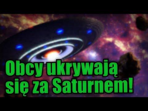 Były pracownik NASA twierdzi, że Obcy ukrywają się w pierścieniach Saturna