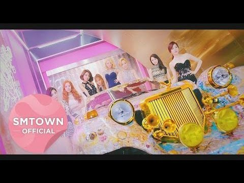 Girls' Generation 소녀시대_You Think_Music Video (English Ver.)